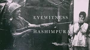 Praveen Jain: Eyewitness Hashimpura - YouTube