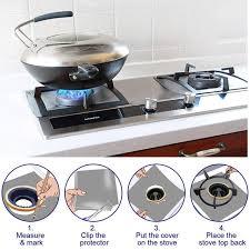 4pcs high quality reusable gas stove