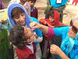 Local Rotarians help in the winning fight against polio | Daily Mercury