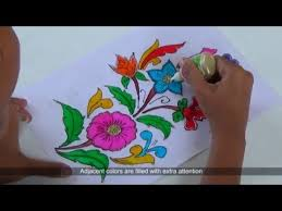 glass painting vellore you
