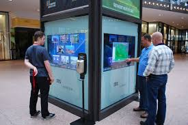 Image result for Interactive Display