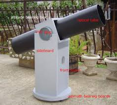 plans for a dobsonian telescope