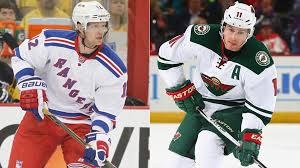 Eric Staal recruited to Wild by Zach Parise