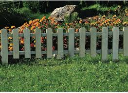 Fence Garden As Picket Fence Garden Fence 120 X 30 Cm Wooden Pirate Amazon Co Uk Garden Outdoors
