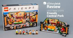 Lego Ideas 21319 Friends Central Perk Could It Be Any More 90 S Review The Brothers Brick The Brothers Brick