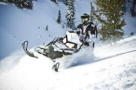 polaris pro rmk sled snow
