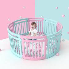 Children S Indoor Playgrounds Safety Baby Fence With Educational Baby Gate Door Playpen Child Safety Fence Playpen For Baby Toys Baby Playpens Aliexpress