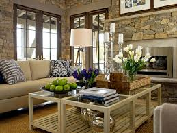 tips for styling your coffee table