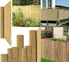 Bamboo Fence Panels In Privacy Screens Windscreens For Sale Ebay