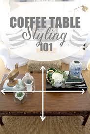 coffee table coffe table decor