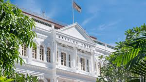 Raffles Hotels - Luxury Hotels & Resorts