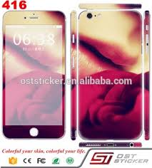 Waterproof Productions Skin Cover Case Custom Vinyl Decals Stickers For Iphone 6 View Vinyl Decals Ost 416 Product Details From Guangzhou Oursteam Electronic Technology Co Ltd On Alibaba Com