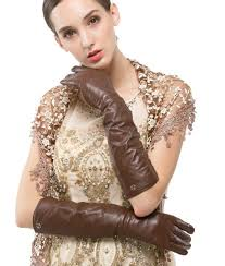 nappa leather gloves touchscreen