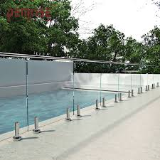Invisible Swimming Pool Safety Fencing Fence Handrail Decorative Buy Swimming Pool Safety Fence Pool Handrail Decorative Invisible Pool Fencing Product On Alibaba Com