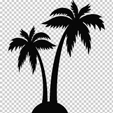 Palm Trees Sticker Wall Decal Chez Brahim Png Clipart Arecales Asian Palmyra Palm Black And White