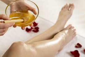 sugaring wax hair removal how to guide