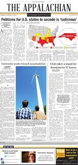 Thursday, November 15, 2012 by The Appalachian - issuu