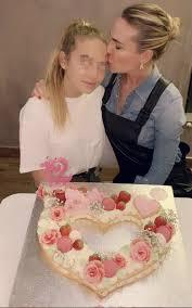 Chanel, figlia di Totti e Ilary Blasi festeggia 12 anni. Le foto