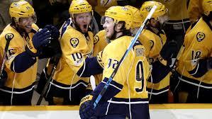 Predators' top scorer, Ryan Johansen, out for remainder of playoffs - Los  Angeles Times