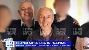 9 News Perth - R.I.P Emiliano Lombardi ...
