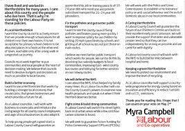 Myra Campbell | Hertford Independents