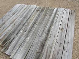 Reclaimed Old Fence Wood Boards For Accent Wall 15 Fence Etsy