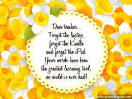 thank you teacher facebook statuses farewell goodbye quotes for