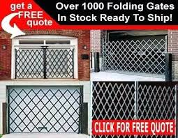 Folding Gate Security Folding Security Gate Canada Folding Security Gate Home Depot Guidagay Info