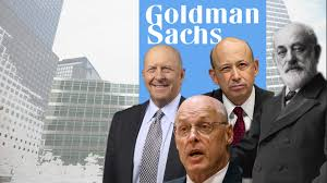 Goldman's new tech boss comes from Amazon and plays grunge rock