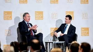 Kenneth C. Griffin - Recent Speakers - The Economic Club of New York