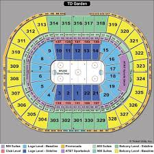 boston bruins boston celtics seating