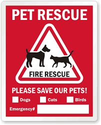 Save Your Pets From A House Fire Americlean