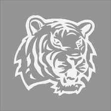 Lsu Tigers College Logo 1c Vinyl Decal Sticker Car Window Wall Ebay