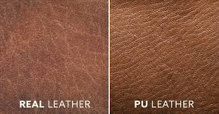 what is pu leather pros and cons for a