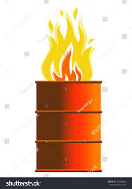 Image result for burn barrel picture