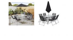 tesco hawaii metal garden furniture 8