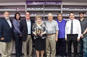 bluebonnet nutrition founder cfo s