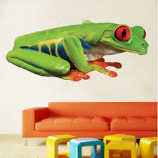 Browse Amphibian Wall Decals Animal Wall Graphics