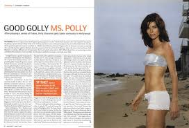 GOOD GOLLY MS. POLLY | Maclean's | JUNE 27 2005