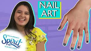 diy horseshoe nail art tips for cute