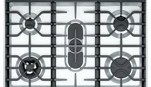 stove top burner temperatures electric