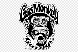 Gas Monkey Bar N Grill Decal Car Gas Monkey Garage Sticker Gas Monkey Gas Monkey Bar N Grill Decal Png Pngegg