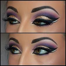 10 best arabian eye makeup tutorials