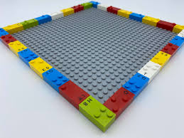 Build A Fence Lego Braille Bricks