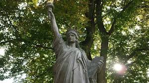 birthday of the statue of liberty