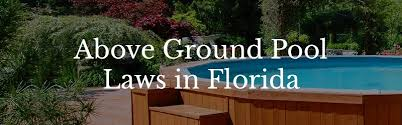 Above Ground Pools May Be Breaking Florida Law Farah Farah