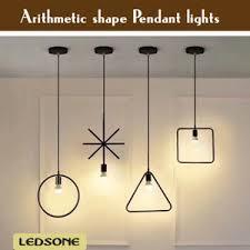 ceiling pendant light wire lamp