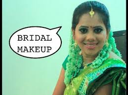 how to apply makeup on face in telugu
