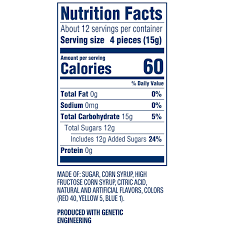 lifesavers 5 flavors hard candy bag 6