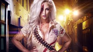 zombie hunter makeup tutorial super easy